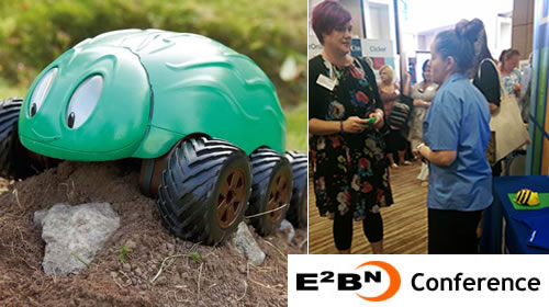 Wonderbug launched at E2BN Conference 2014