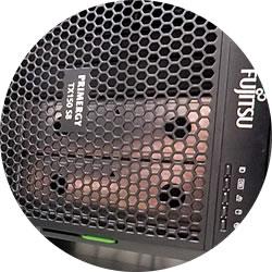 Fujitsu Server Hardware