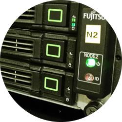 Fujitsu Cluster-in-aBox