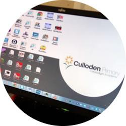 Culloden Primary Academy School ina Box