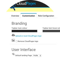 CloudPages Image