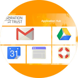 Google Apps Application Hub