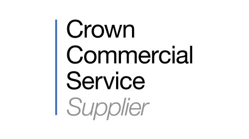 G-Cloud Crown Commercial services logo