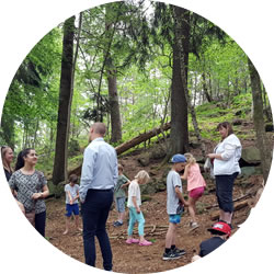 Gothenburg school nature activity