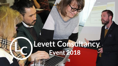 Levett Consultancy Annual Customer Event 2018
