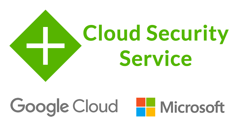 Cloud Security Service Banner