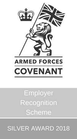 Armed Services Covenant Silver Award