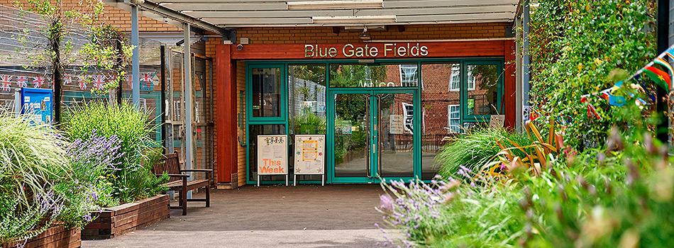 Blue Gate Fields Juniors school