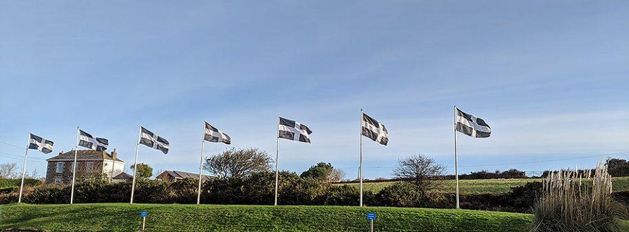 Cornwall Flags